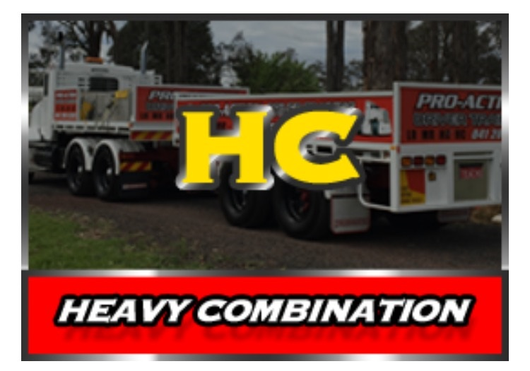 HC Truck Driving Licence Course